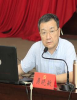 吴晓敏教授